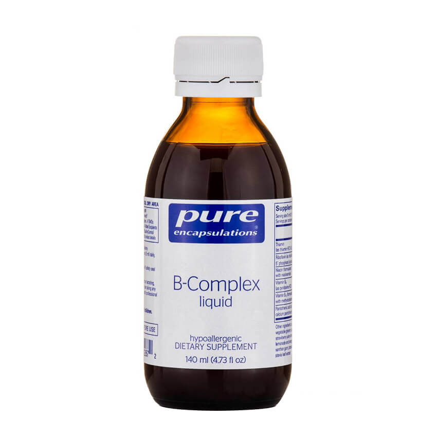 B Complex Liquid by Pure Encapsulations