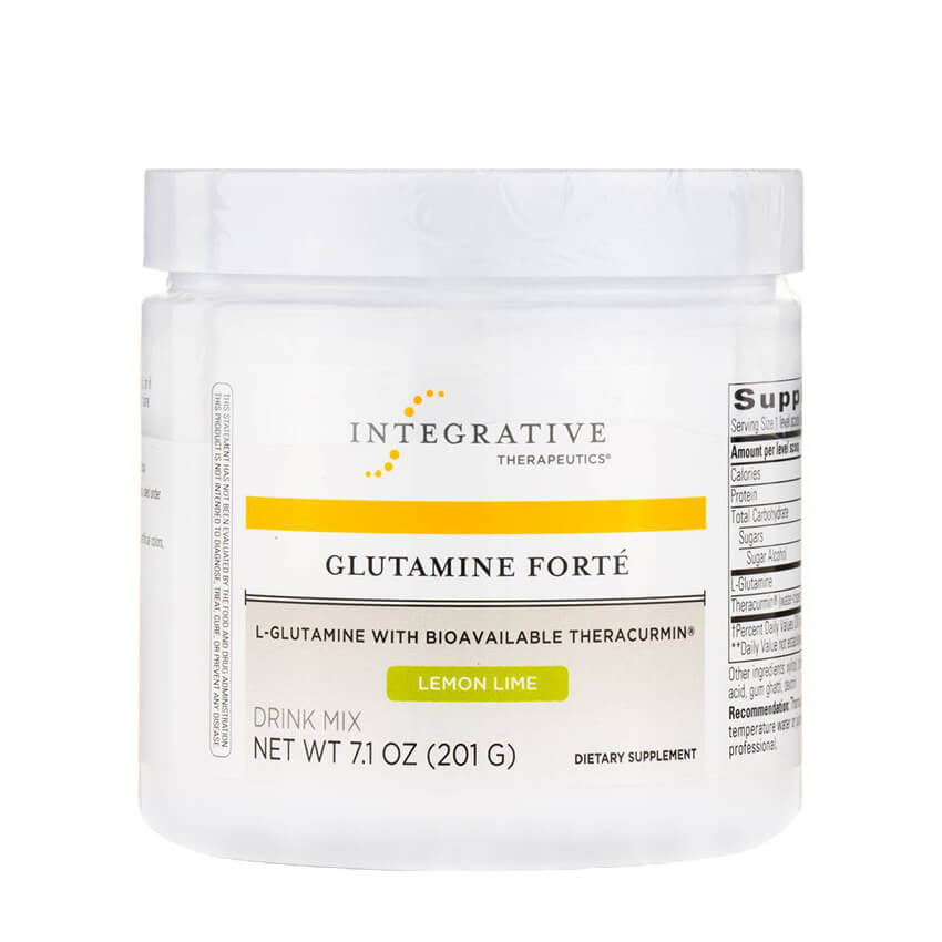 Glutamine Forté Citrus by Integrative Therapeutics
