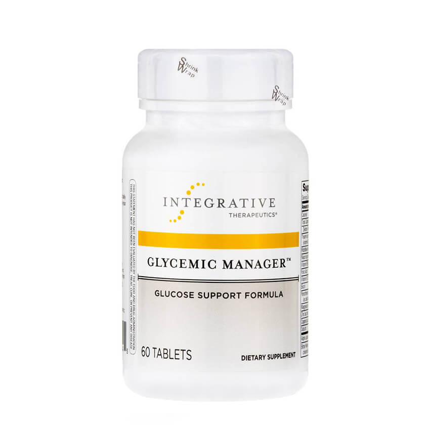 Glycemic Manager by Integrative Therapeutics