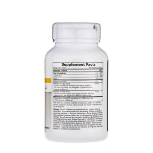 Laxative Formula Supplement Facts