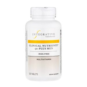 Clinical Nutrients 50 Plus Men by Integrative Therapeutics