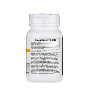 DHEA-25 Supplement Facts
