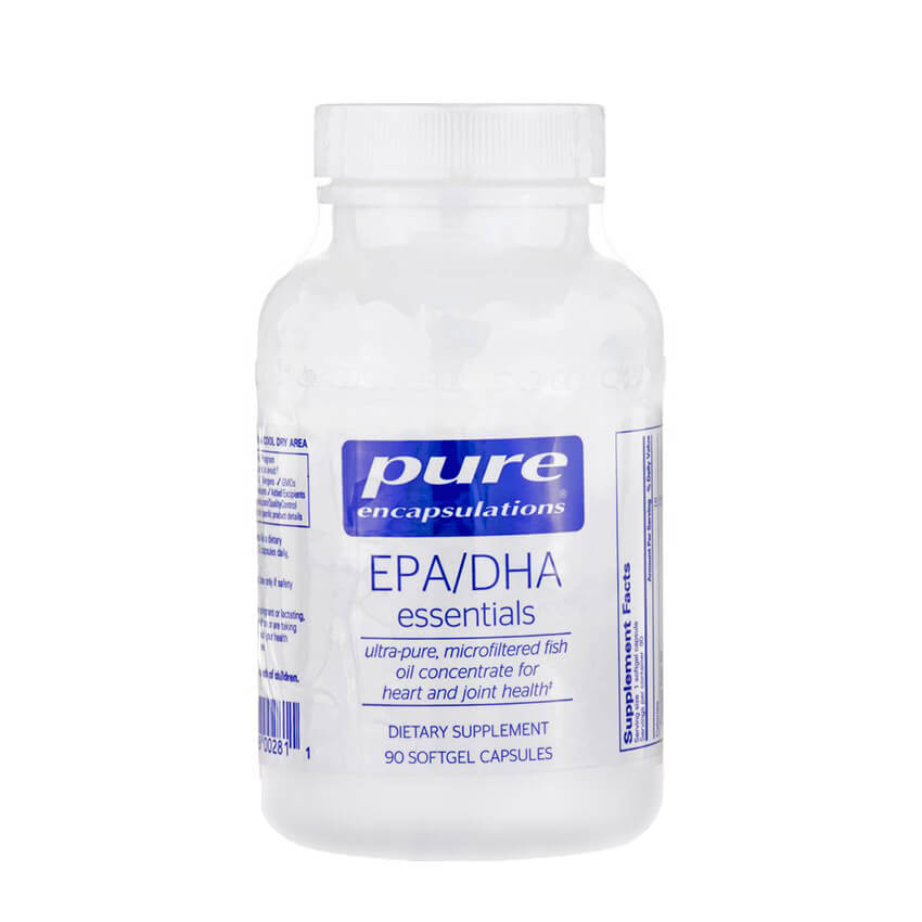 Epa dha essentials koshland pharm for Epa dha fish oil