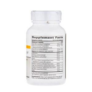 Lipotropic Complex Supplement Facts