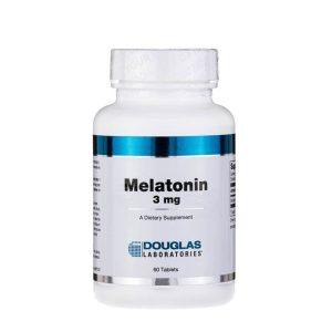 Melatonin 3mg by Douglas Laboratories
