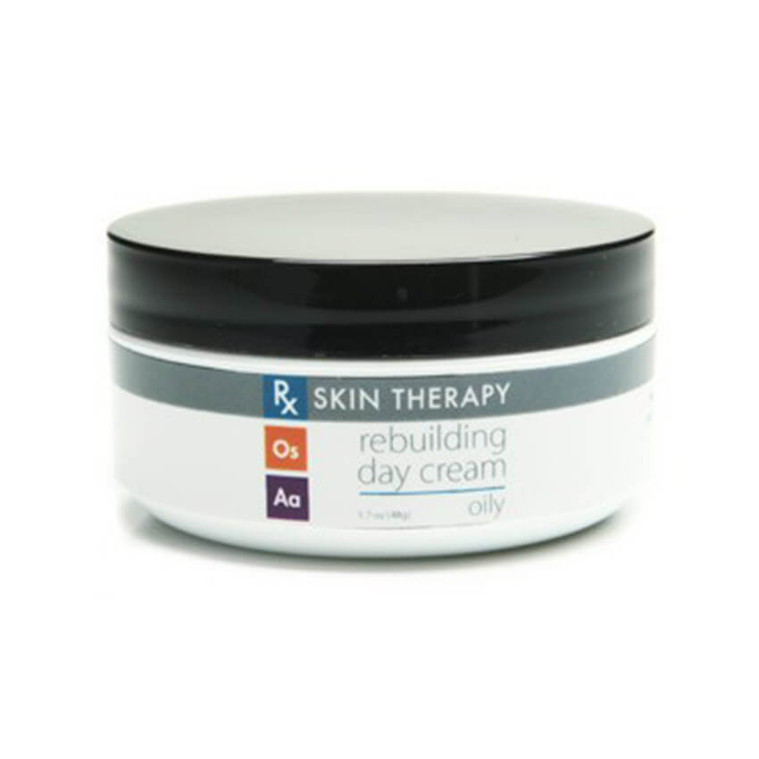 Rebuilding Day Cream Oily Skin by RX Skin Therapy