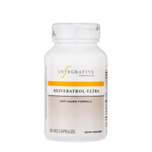 Reservatrol Ultra by Integrative Therapeutics