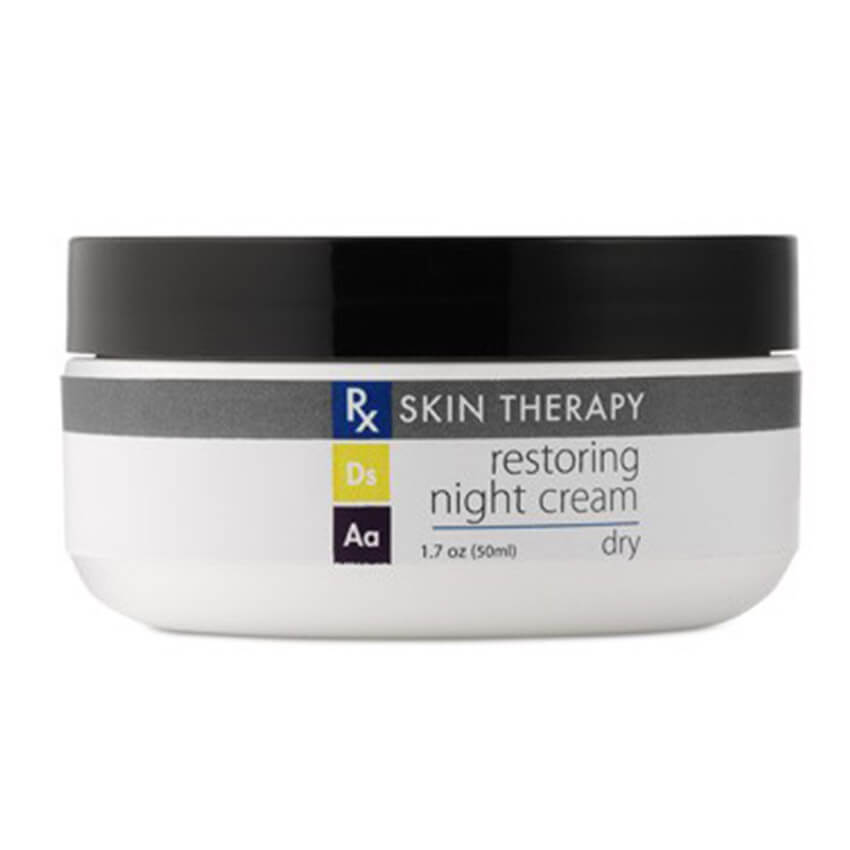 Restoring Night Cream Dry Skin by RX Skin Therapy