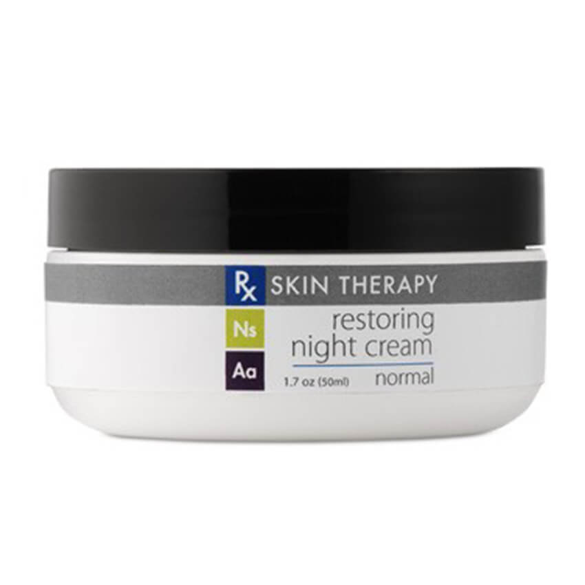 Restoring Night Cream Normal Skin by RX Skin Therapy