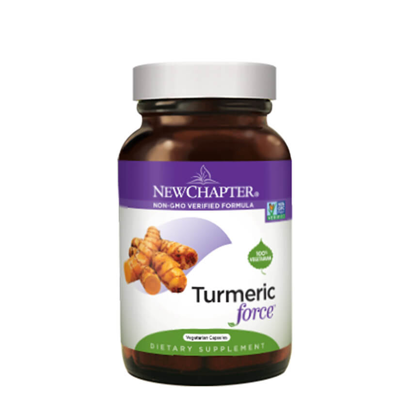 Tumeric Force by New Chapter