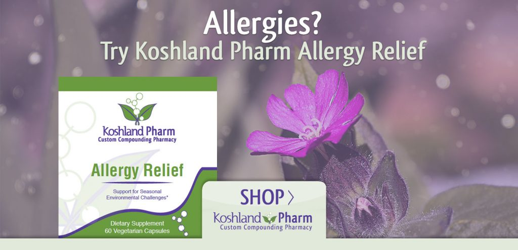 Allergy Support - Koshland Pharm